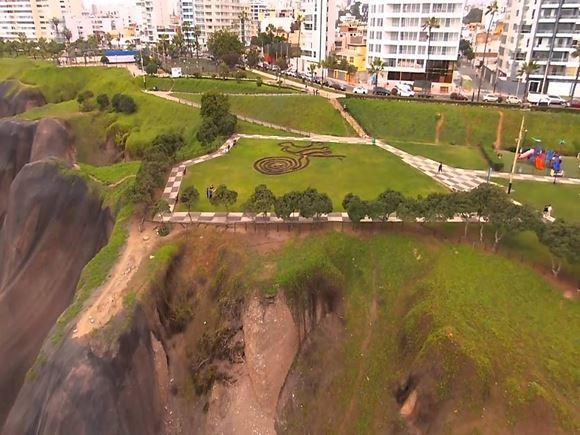 parque maria - dronestagram